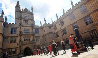 Oxford gehört schon seit Jahrzehnten zu den Top-Unis der Welt. (Foto)