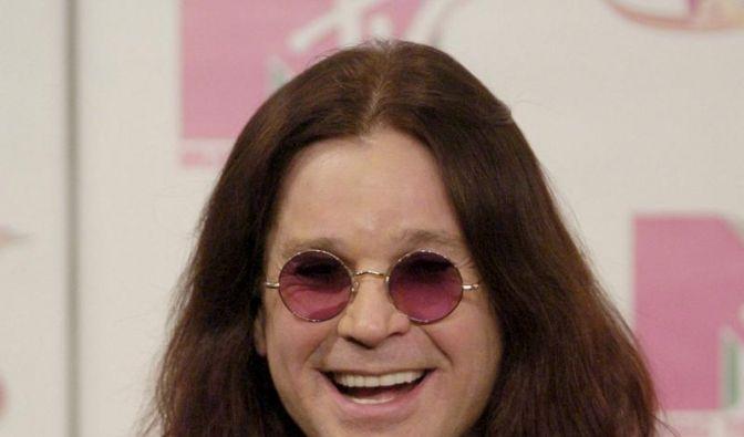 Ozzy Osbourne geht Genen auf den Grund (Foto)