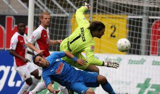 Paderborn verpasst Heimsieg: 2:2 gegen Augsburg (Foto)