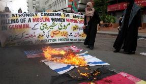 Pakistan Egypt Germany Reax (Foto)