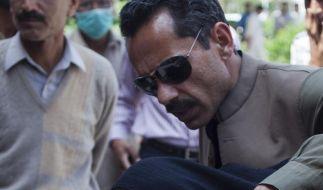 Pakistan trauert um Absturzopfer (Foto)