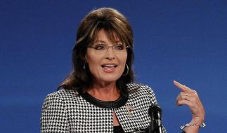 Palin erwägt: Präsidentschafts-Kandidatur 2012 (Foto)