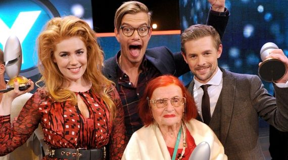 Joko, Klaas und Palina