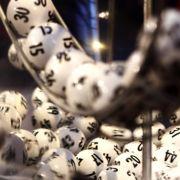 Panne bei der Lotto-Ziehung ...