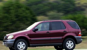 Pannenarmes SUV aus Tuscaloosa (Foto)