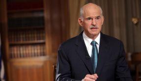 Papandreou kämpft gegen politischen Untergang (Foto)
