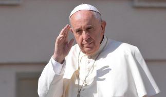 Papst: Alle Priester dürfen «Sünde der Abtreibung» vergeben (Foto)