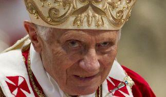 Papst Benedikt XVI. im Affären-Strudel: Ist er Opfer oder Täter? (Foto)