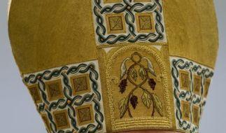 Papst Benedikt XVI. kann ersten Kontakt vermelden. (Foto)