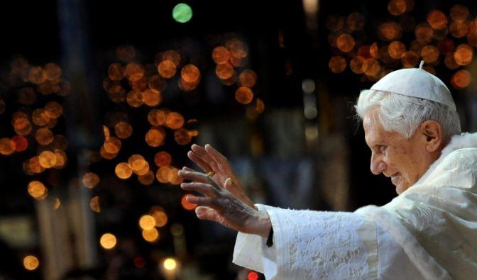 Papst Benedikt XVI. (Foto)