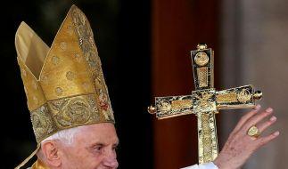 Papst kommt 2011 nach Deutschland (Foto)