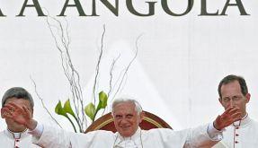 Papst ruft zu weiterer Evangelisierung Afrikas auf (Foto)