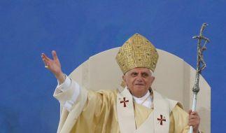 Papst spricht «Wort zum Sonntag» (Foto)