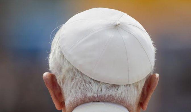 Papst verspricht Aufarbeitung (Foto)