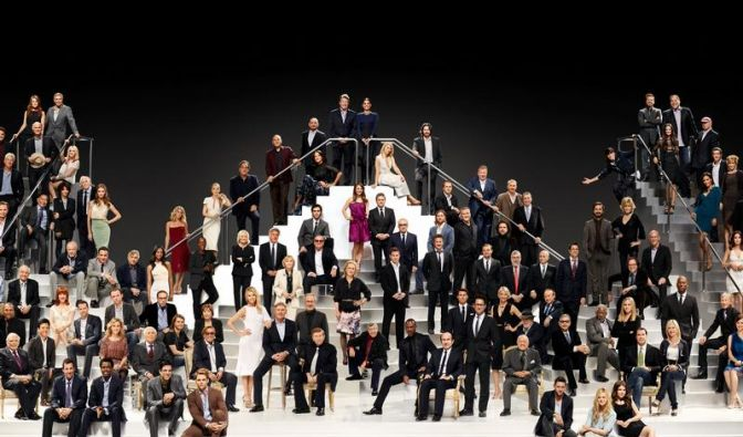 Paramount-Jubiläum eint mehr als 100 Weltstars (Foto)