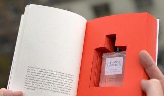 Parfüm «Paper Passion» riecht nach Buch (Foto)