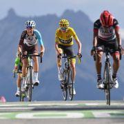 20. Etappe in Marseille: Holt sich Tony Martin den Tagessieg? (Foto)