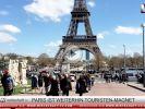 Paris verzeichnet Touristen-Rückgang