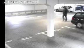 Parkaus Emden: Überwachungskamera zeigt mutmaßlichen Mörder von Lena (Foto)