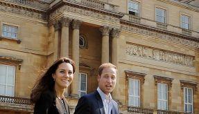 Party ohne Kate und William (Foto)