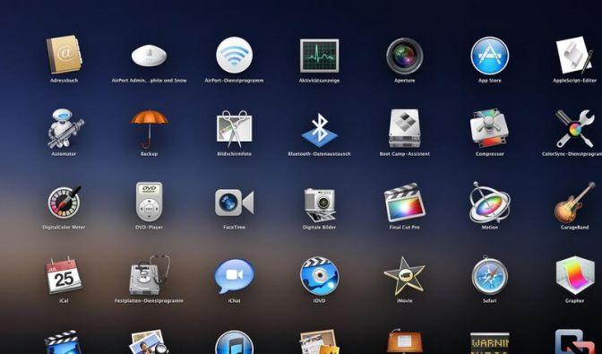 Passwortklau-Gefahr bei Mac OS X Lion (Foto)
