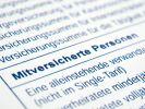Patchworkfamilien: Nicht alle Versicherungen nötig (Foto)