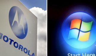 Patentkrieg: Motorola-Treffer und Nokias Riesen-Klage (Foto)