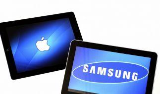 Patentstreit: Chefs von Apple und Samsung suchen Lösung (Foto)