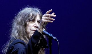 Patti Smith zieht den Hut vor Amy Winehouse (Foto)