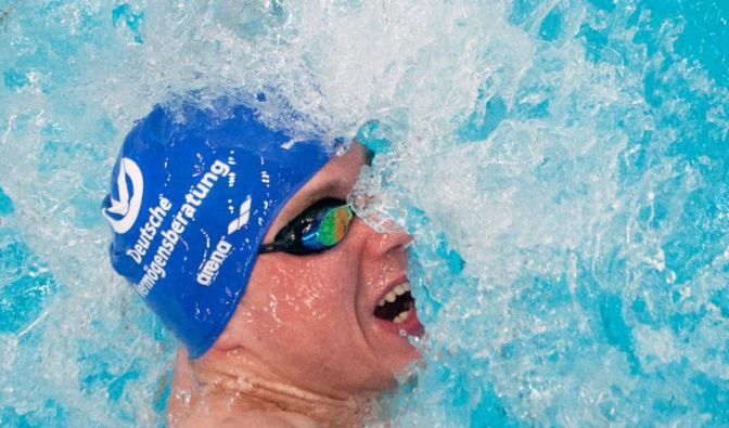 Paul Biedermann schwimmt um Gold. (Foto)