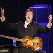 Paul McCartney feiert 70. Geburtstag.