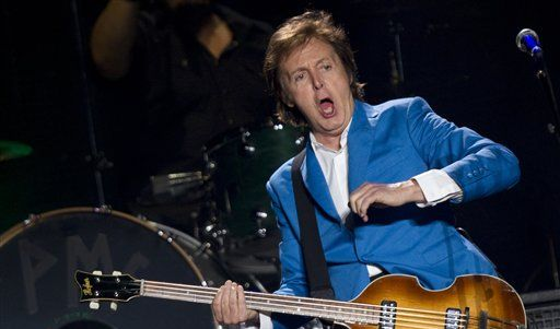 Paul McCartney (Foto)