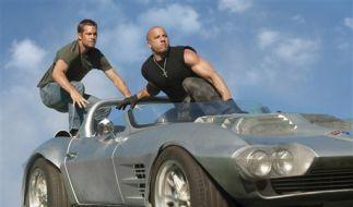 Paul Walker und Vin Diesel (Foto)