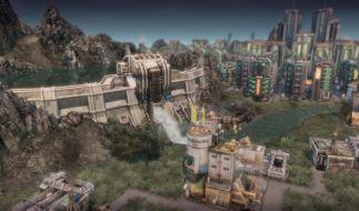 PC-Spiel «Anno 2070» (Foto)