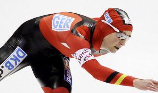 Pechstein krönt sich zur ältesten Europameisterin (Foto)