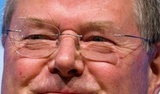 Peer Steinbrück eckt auch in der SPD gerne an. (Foto)