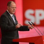 Peer Steinbrück: Er will die SPD wieder zurück an die Spitze bringen.