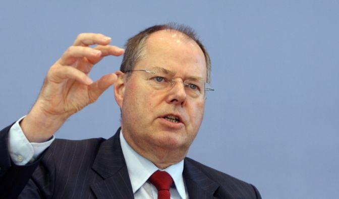 Peer Steinbrück, SPD (Foto)