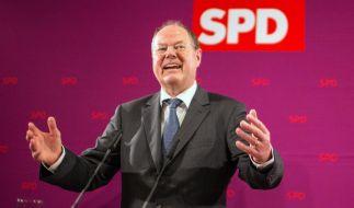 Peer Steinbrück hat sich ein Ziel gesetzt: «Ich will Kanzler werden!» (Foto)
