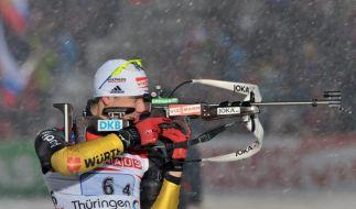 Peiffer mit ersten Weltcup-Saisonsieg (Foto)