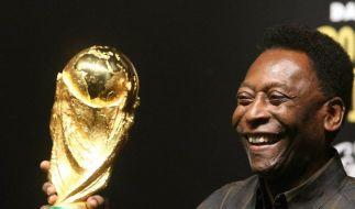 Pelé wird 70 (Foto)