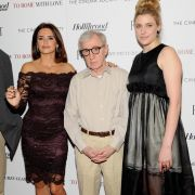 Penelope Cruz, Woody Allen, Greta Gerwig drehtengemeinsam für To Rome With Love.