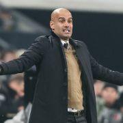 Maulwurf und Übergewicht: Diese Spieler hat Pep Guardiola auf dem Kieker (Foto)