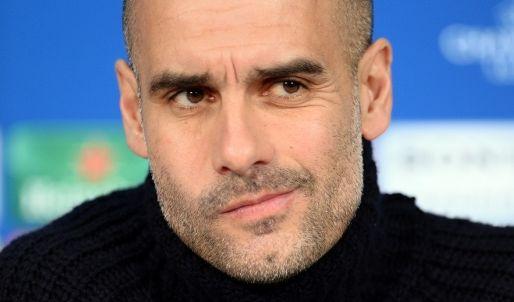 Pep Guardiola könnte im Viertelfinale der Champions League mit den Bayern bereits auf seinen neuen Verein Manchester City treffen. (Foto)