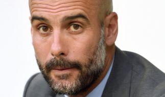 Pep Guardiola zieht es nach England. Aber zu welchem Verein? (Foto)