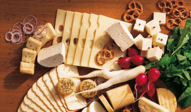 Perfekten Käse bei vier bis sechs Grad lagern (Foto)
