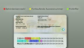 Personalausweis  (Foto)