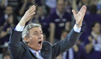 Pesic bestätigt Gespräche mit Basketball-Bund (Foto)