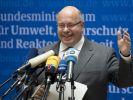 Peter Altmaier steht wegen der steigenden Strompreise unter Druck. Eine Reform der Erneuerbaren Energien soll's richten. (Foto)
