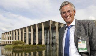 Peter Frey machte das Rennen um den Posten des neuen ZDF-Chefredakteurs. (Foto)